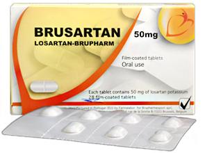 ბრიუსარტანი / Brusartan