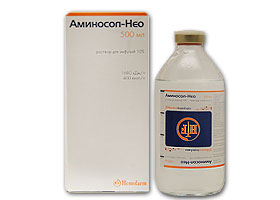 ამინოსოლ-ნეო / Aminosol-Neo