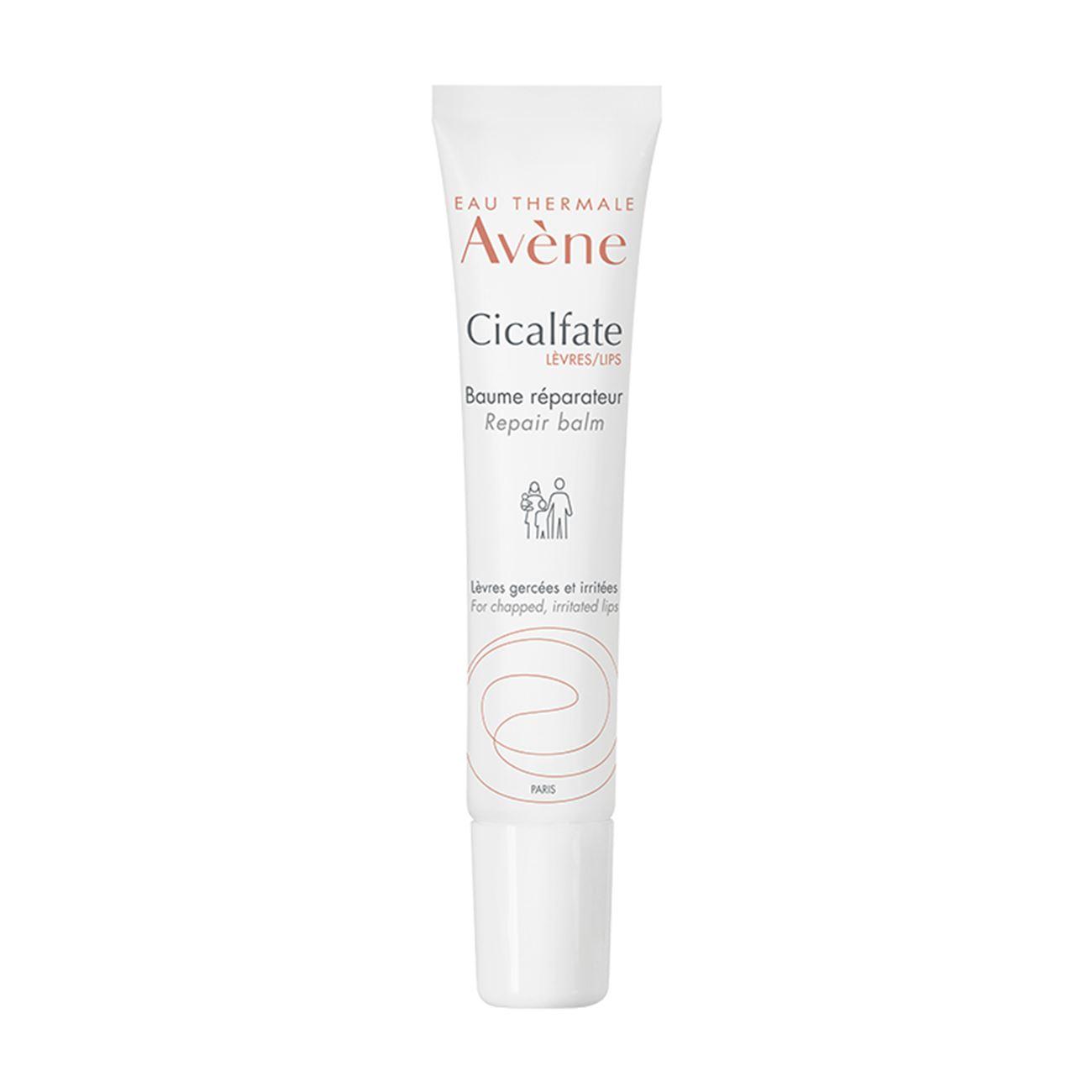 სიკალფატის ტუჩის - აღმდგენი ბალზამი - ავენი / Cicalfate Lips - Repair balm