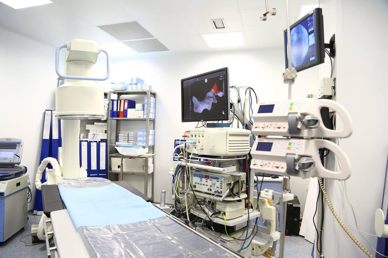 კრიო აბლაცია რესპუბლიკურ საავადმყოფოში