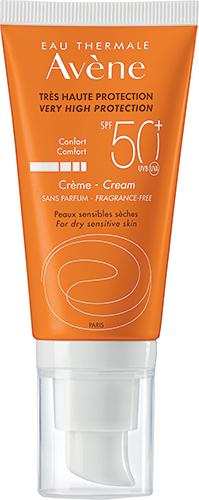 მზისგან დამცავი კრემი - ავენი / Tres Haute Protection  Creme 50+
