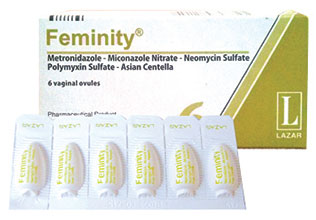 ფემინიტი / Feminity