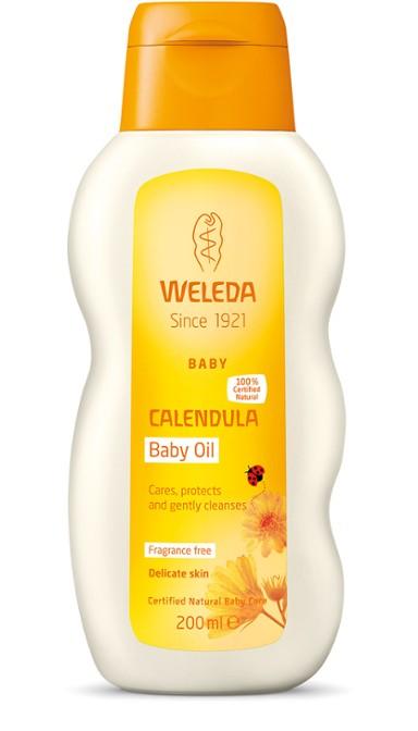 კალენდულას არაპარფიუმირებული ზეთი - ველედა / Calendula-Pflegeöl unparfümiert