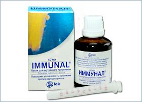 იმუნალი / IMMUNAL®