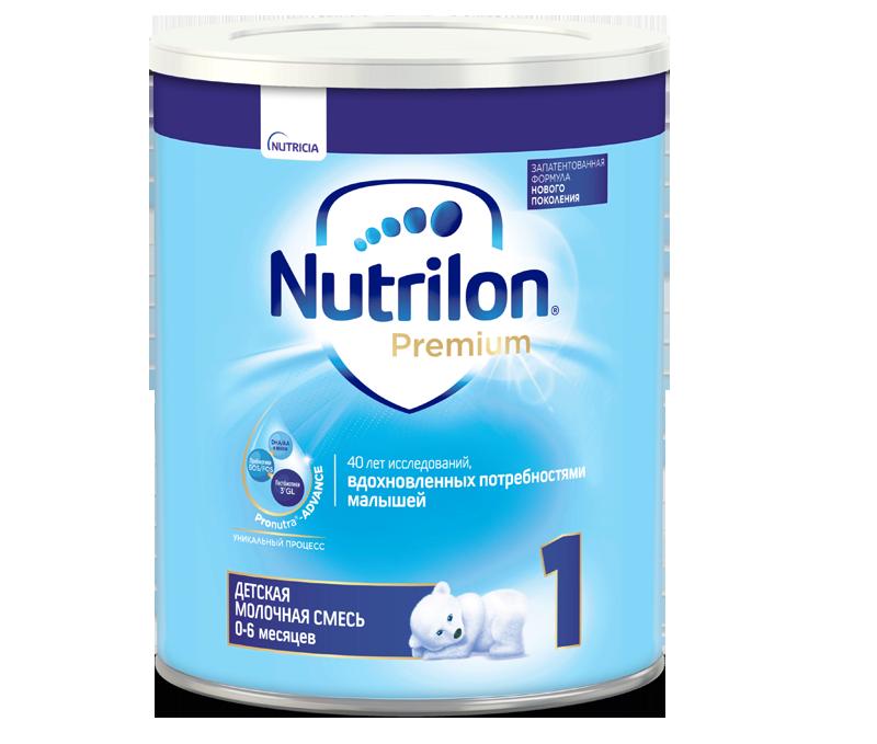 ნუტრილონი პრემიუმი 1 / Nutrilon Premium 1