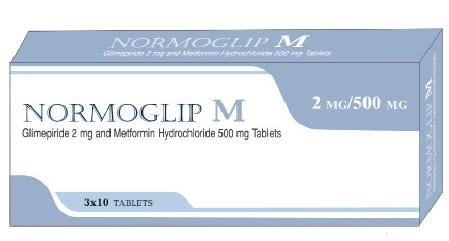 ნორმოგლიპი  M / Normoglip M