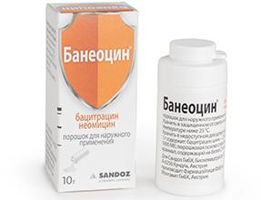 ბანეოცინი / Baneocin