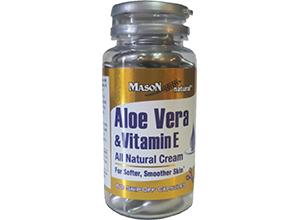ალოე ვერა & ვიტამინი E / Aloe Vera & Vitamin E