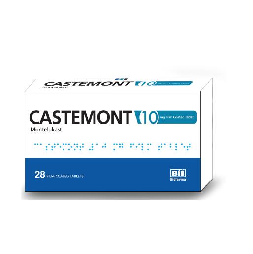 კასტემონტი / Castemont