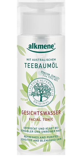 ალკმენე - სახის ტონიკი ჩაის ხის / Alkmene - Facial Tonic