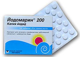 იოდომარინი® 200 / Iodomarin® 200