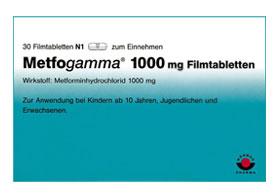 მეტფოგამმა 1000 / Metfogamma 1000