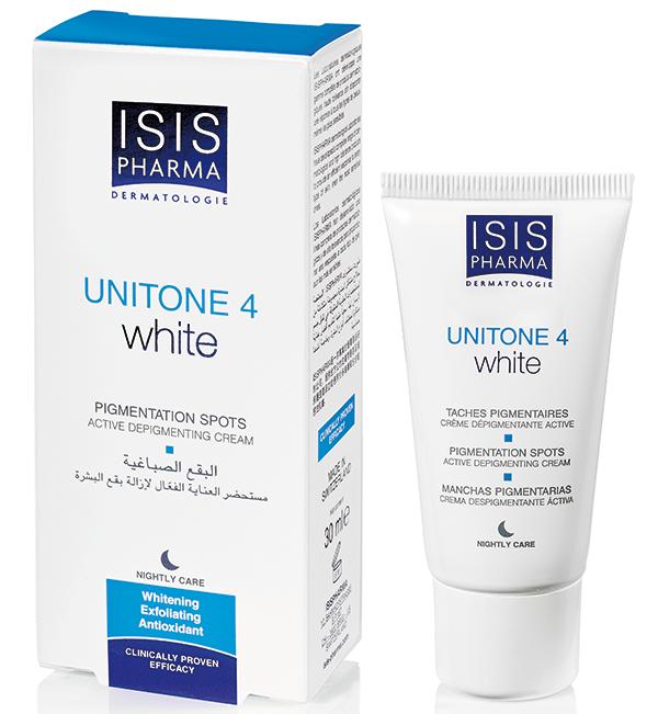 უნიტონ 4 გელი / Unitone 4 white plus gel
