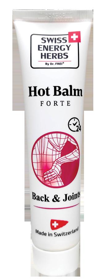 HOT forte ბალზამი / Hot Balm Forte