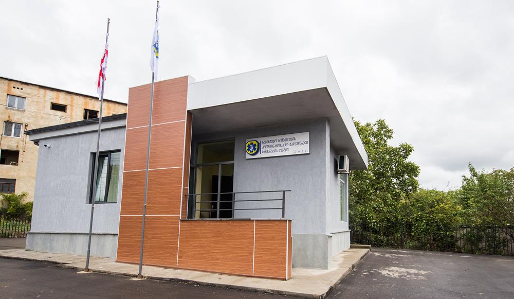 კახეთში საგანგებო სიტუაციების კოორდინაციისა და გადაუდებელი დახმარების ცენტრის ორი ახალი შენობა გაიხსნა