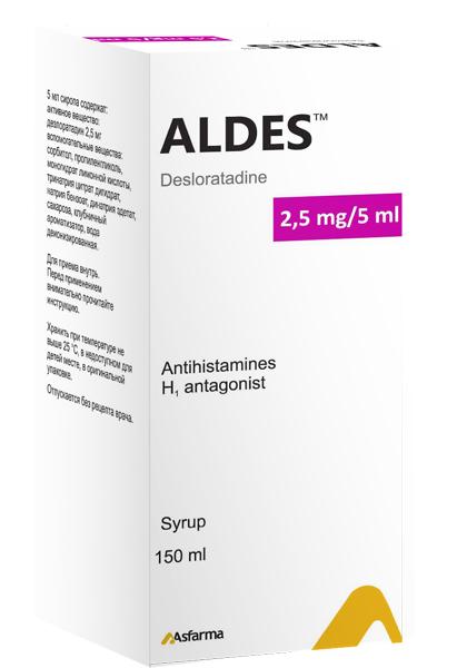 ალდესი / Aldes