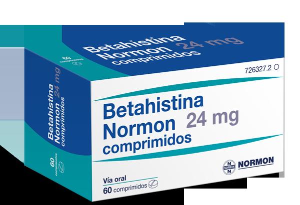 ბეტაჰისტინი ნორმონი / Betahistine NORMON