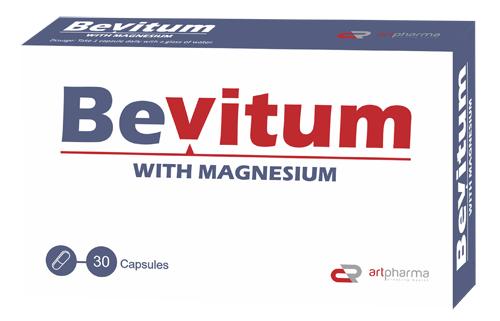ბევიტუმი მაგნიუმით / Bevitum with Magnesium