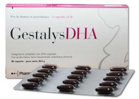 გესტალი DHA / Gestalys DHA