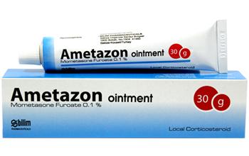 ამეტაზონი მალამო / Ametazon ointment