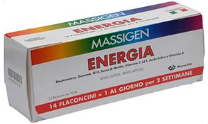 მასიჟენი ენერგია / Massigen Energy