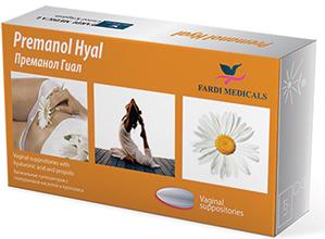 პრემანოლ ჰიალ / Premanol Hyal