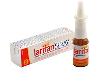 ლარიფან სპრეი / LARIFAN SPRAY 0,02%