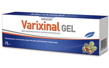 ვარიქსინალი გელი / Varixinal gel