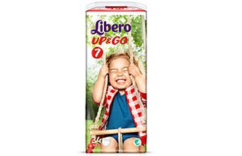 ლიბერო Up&Go / Libero  Up&Go