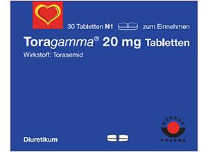 ტორაგამა 200 მგ / Toragamma® 200mg