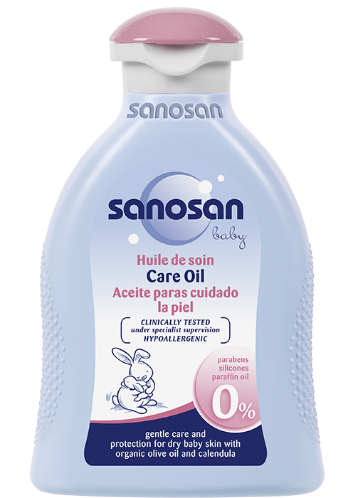 სანოსანი - ბავშვის ზეთი / SANOSAN CARE OIL