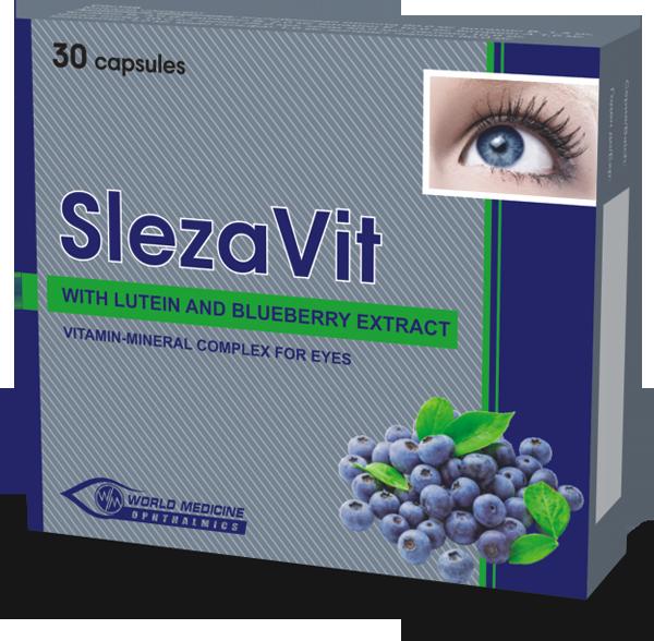 სლეზავიტი / SlezaVit