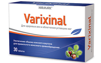 ვარიქსინალი ტაბლეტი / Varixinal tbl