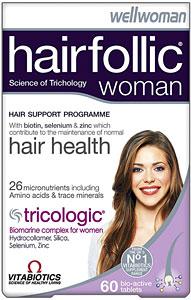 ჰეარფოლიკი ტრიკოლოჯიკი ქალის / Hairfallic Tricologic Woman