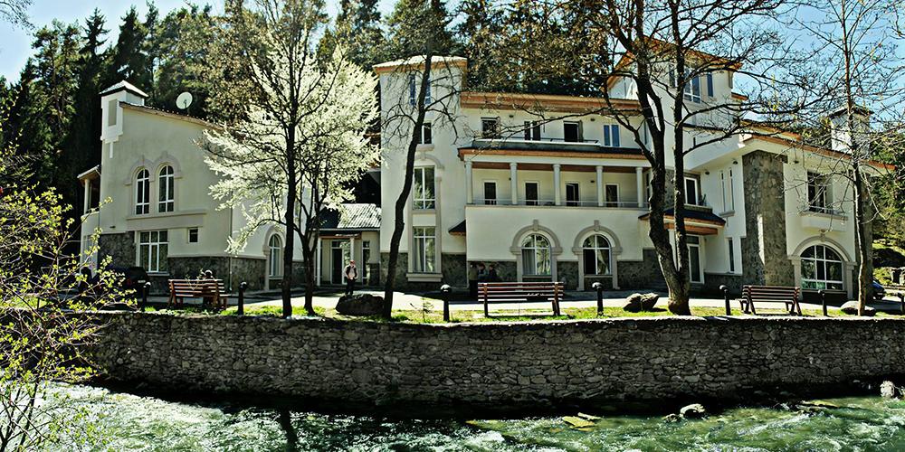 სასტუმრო აბასთუმანი რეზიდენსი