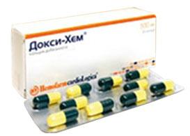 დოქსი-ჰემი® / Doxi-Hem®