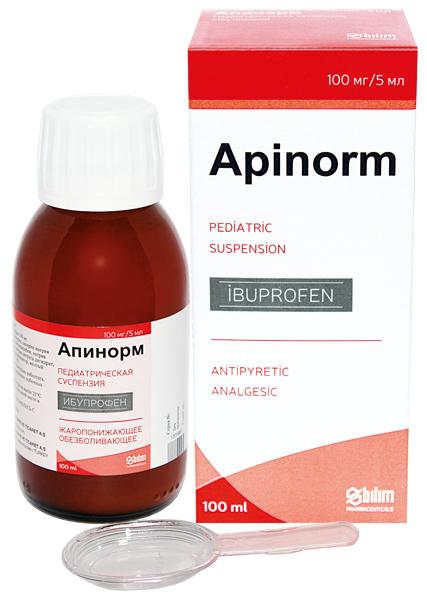 აპინორმი / Apinorm
