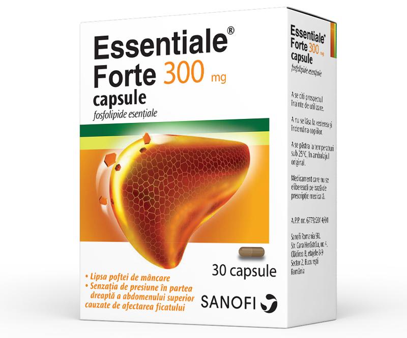 ესენციალე ფორტე N / Essentiale® FORTE N