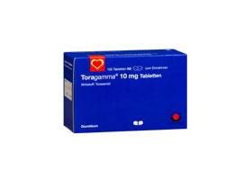 ტორაგამა 10 მგ / Toragamma® 10 mg