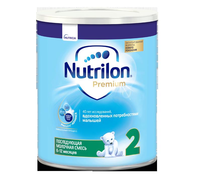 ნუტრილონი პრემიუმი 2 / Nutrilon Premium 2