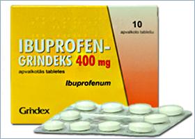 იბუპროფენ-გრინდექსი / IBUPROFEN-GRINDEKS