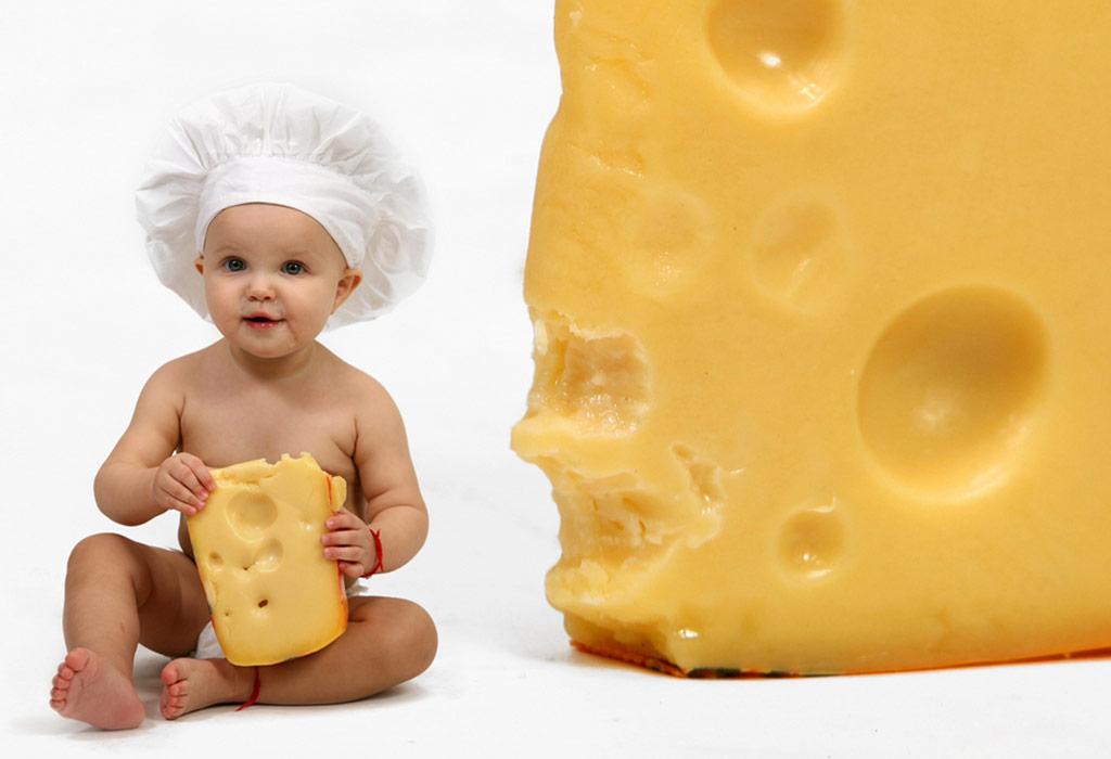 მივცეთ თუ რა ჩვილს ყველი