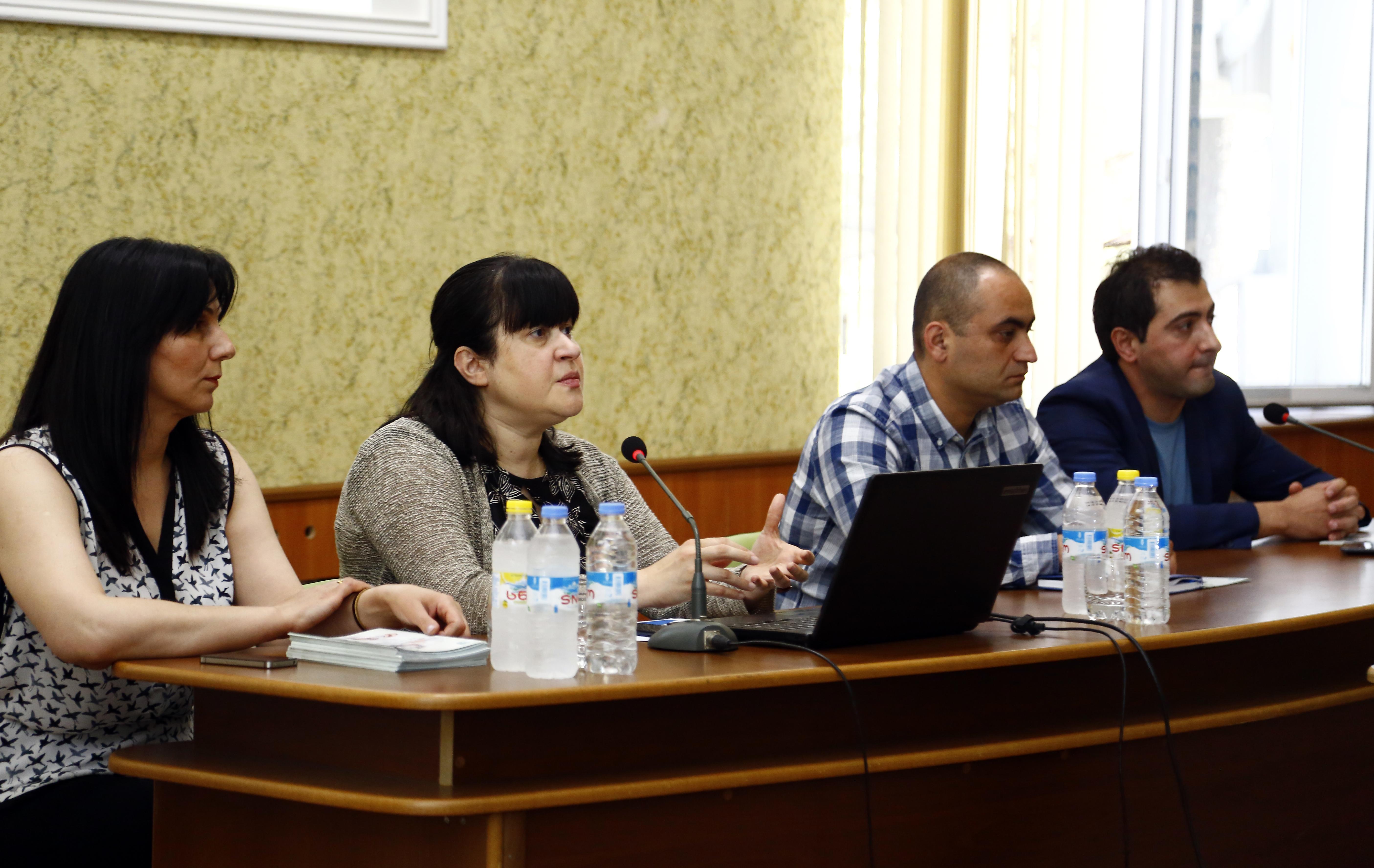 ჯანდაცვის მინისტრის მოადგილე კახეთის რეგიონის ექიმებს შეხვდა
