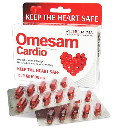 ომესამი კარდიო / Omesam Cardio