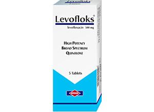 ლევოფლოქსი / Levofloks