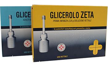 გლიცეროლო ზეტა / GLICEROLO ZETA