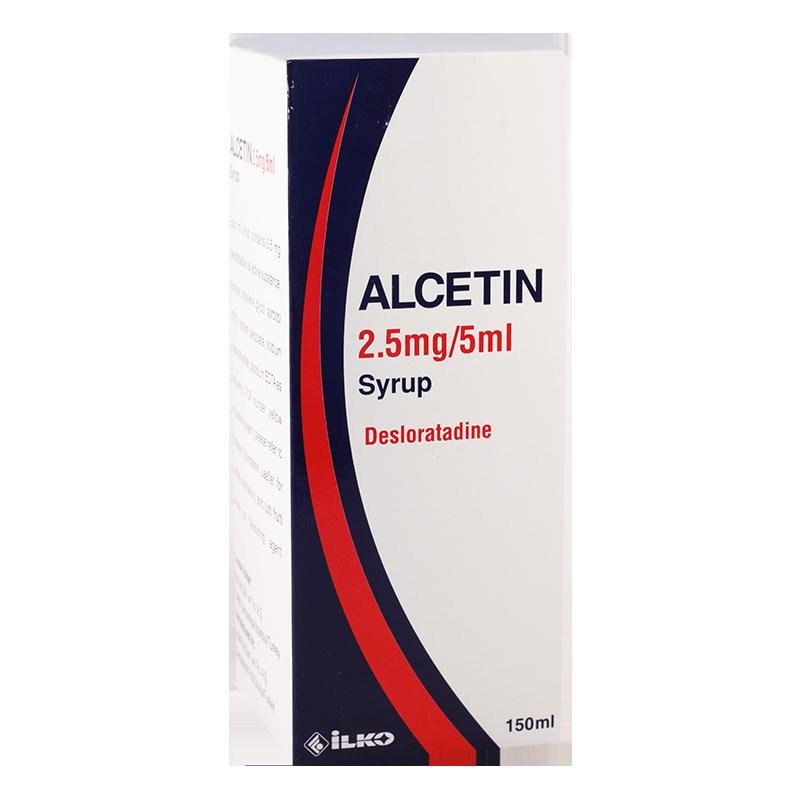 ალცეტინის სიროფი / Alcetin Syrup