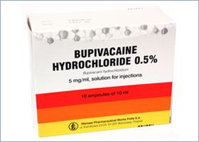 ბუპივაკაინის ჰიდროქლორიდი 0,5% / BUPIVACAINE HYDROCHLORIDE 0,5%