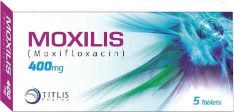 მოქსილისი / MOXILIS