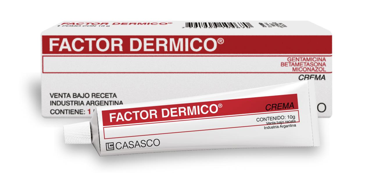 ფაქტორი დერმიკო / Factor Dermico